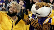 LSU bans Odell Beckham from football facilities for two years