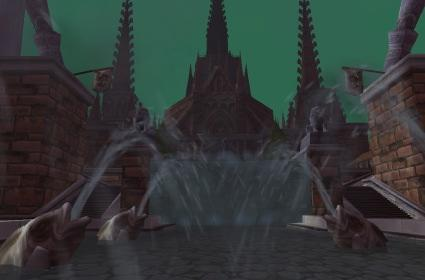 Around Azeroth: Into the cathedral