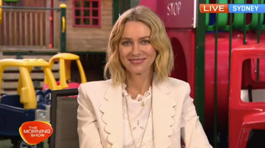 Naomi Watts signs on Ronald McDonald House ambassador