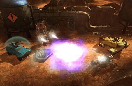 THQ wants Red Faction: Battlegrounds to be free, or at least cheap
