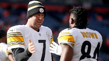 AB not buying Roethlisberger's apology