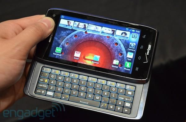 Motorola Droid 4 sliding onto Verizon shelves February 10th for $200