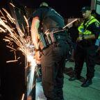 Canadian police nab nine suspected members of powerful Mafia clan