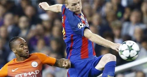 Foot - Transfert - Jérémy Mathieu (Barcelone) a-t-il dit au revoir à ses coéquipiers ?