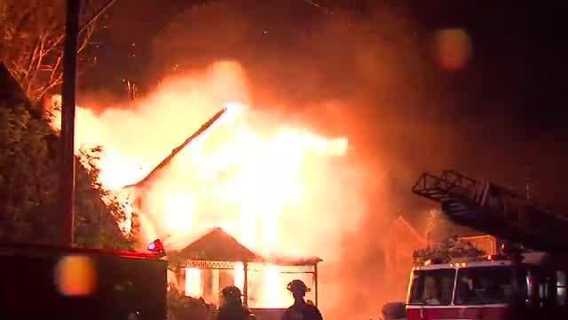 Extended: East 87th fire