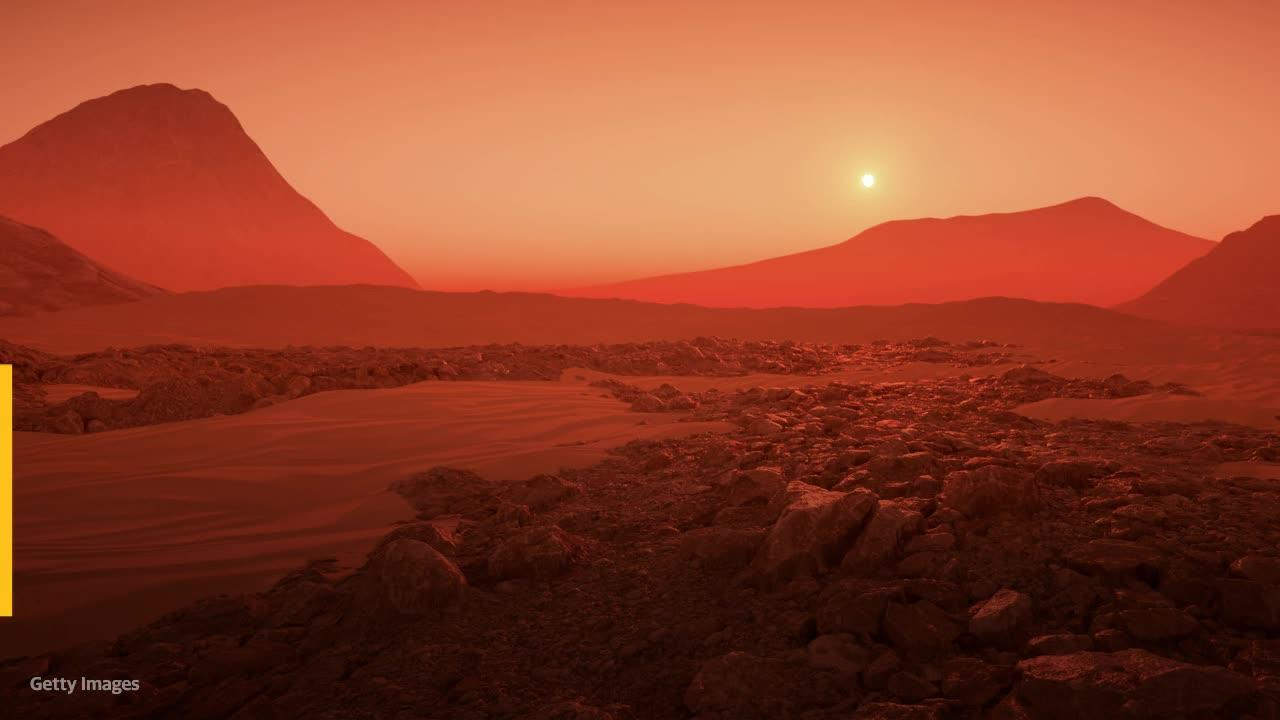 Mars long ago was wet. Scientists offer a surprising hypothesis about where the water went. – Yahoo Finance Australia
