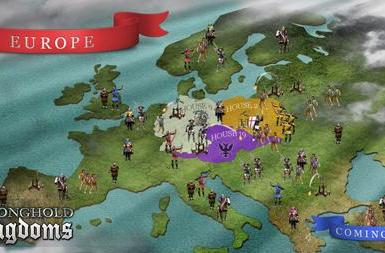 Stronghold Kingdoms update brings warfare to Europe