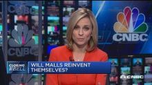 Malls struggle to reinvent themselves as online shopping ...