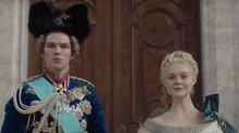 'The Great' First Trailer: Elle Fanning and Nichols Hoult Serve 'The Favourite' Vibes