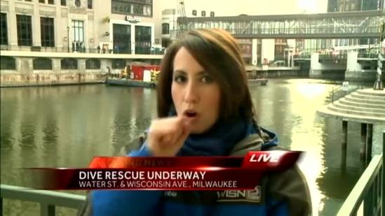 UPDATE: Body reported in Milwaukee River