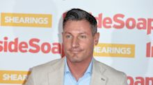 'Eastenders' star Dean Gaffney becomes a grandad at the age of 43