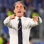 Italy boss Roberto Mancini not interested in settling for a draw against Wales