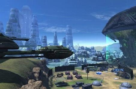 A new invasion is hitting Star Trek Online's test server