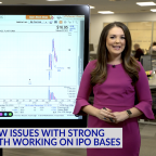 Technical Analysis: Seek Out New Issues With Strong Sales Growth Working On IPO Bases