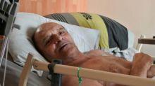 Unheilbar kranker Franzose bricht Hungerstreik ab