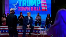 Trump loses to Biden in town hall TV ratings war despite being shown on two more networks