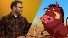 'Long Shot's Seth Rogen says 'The Lion King' isn't an identical remake (exclusive)