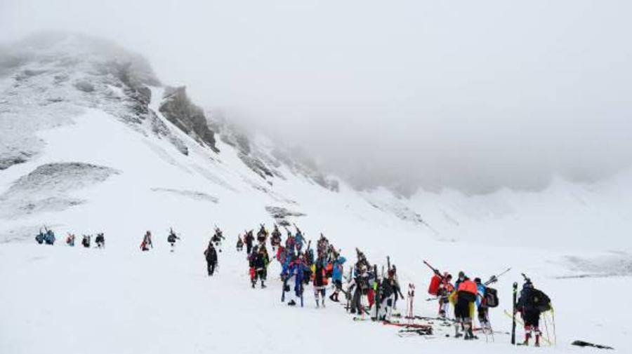 Ski alpin - Le géantiste Léo Anguenot blessé à une épaule à Saas Fee