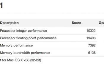 Haswell-equipped 15-inch MacBook Pro appears in Geekbench report