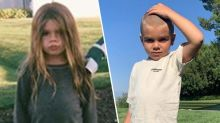Kourtney Kardashian is 'not ok' as son Reign Disick shaves his long hair