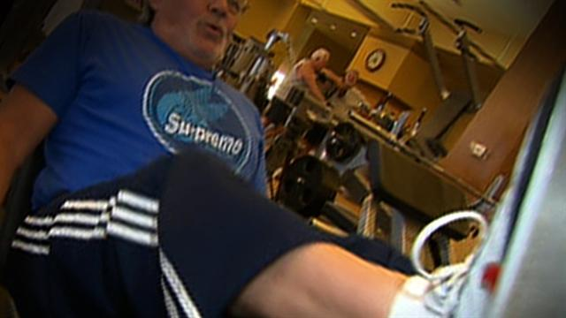 Exercise may be key to healthy brain