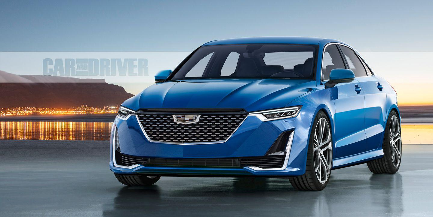 2020 cadillac ct5 and 2021 ct34 the ats and cts renamed