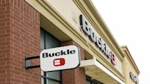 Buckle's Sales Mark Fourth Straight Monthly Rise in September