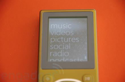 The new Zune: better than before, but not quite good enough