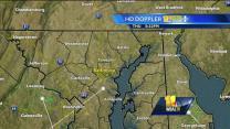 Maryland's Thursday evening weather forecast