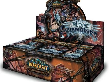 New TCG expansion Blood of Gladiators out