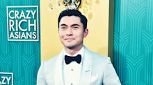 Henry Golding Styled His Mom's Hair for the Crazy Rich Asians Premiere