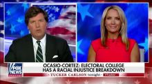 Ocasio-Cortez suggests the Electoral College is racist