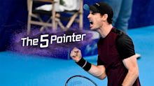 The Five Pointer: Murray rediscovers winning feeling, Klopp's VAR rage, RWC semis decided