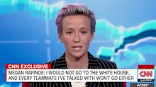 Megan Rapinoe Has Searing Message For President Trump: 'Do Better'