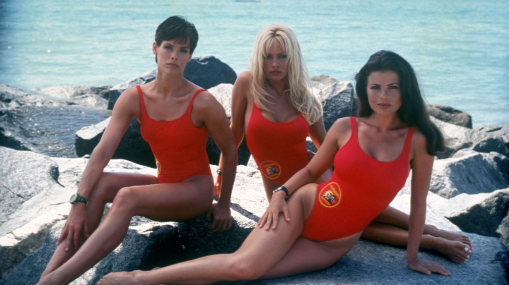 How the 'Baywatch' swimsuit became a phenomenon