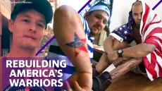 How one former U.S. Air Force nurse is 'Rebuilding America's Warriors'