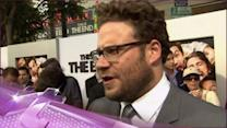 """Entertainment News Pop: Seth Rogen Disses His Movie With Barbra Streisand, Says The Guilt Trip Is for """"Airplanes Only"""""""