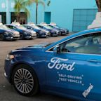 Ford's future includes self-driving deliveries and taxi services