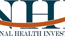 NHI Provides Business Update