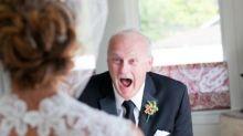 勁催淚的11張圖片 原來女兒結婚時最捨不得的是爸爸