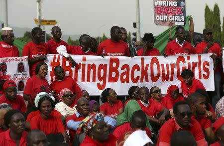 Nigerian police ban protests in Abuja over abducted girls
