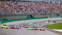 Toyota Highlights: Kenseth leads late restart