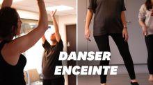 Pour soulager les maux de la grossesse, la danse prénatale comme solution