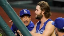 LEADING OFF: Dodgers hope Kershaw can go in NLCS Game 4