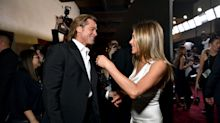 'They're like our Elizabeth Taylor and Richard Burton': Why are we so obsessed with Brad Pitt and Jennifer Aniston?