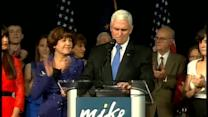Mike Pence's acceptance speech