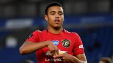 Man United's Greenwood apologizes over laughing gas video
