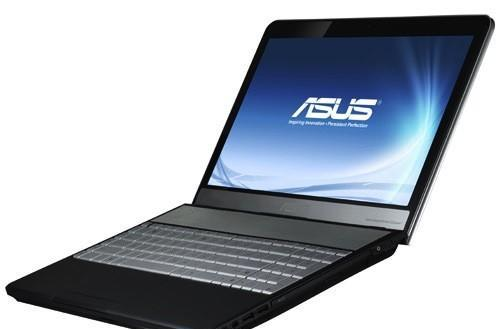 ASUS N55SF, N75SF multimedia laptops are back... in piano black
