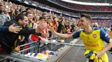 This is a sorry end for Mesut Ozil and Arsenal, but don't forget the good times