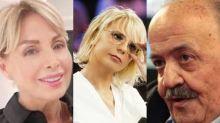 """L'ex moglie di Costanzo: """"Lo cacciai di casa quando scoprii di lui e la De Filippi"""""""